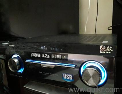 SONY AV RECEIVERS WITH HDMI