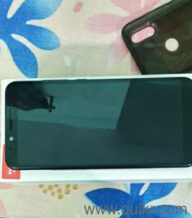 Mi A2 6gb ram 128gb storage black colour brand new condition 3 month old  with bill, accessories and box