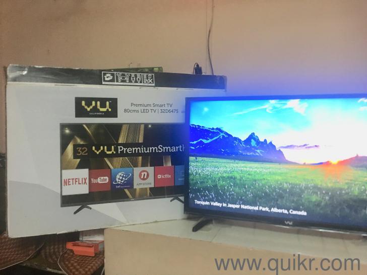 Vu 32 smart HD tv , Amazon firestick ,google chromecast