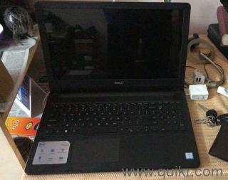 Dell Inspiron 15 3000 Core i3 6th Gen 4gb ram 1tb hdd well