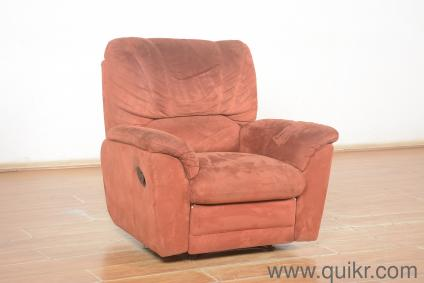 Remarkable Gertrud 1 Seater Recliner By Damro Bralicious Painted Fabric Chair Ideas Braliciousco