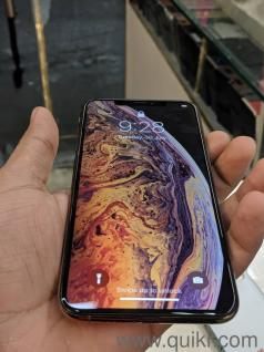 Apple IPHONE XS MAX 64GB GOLD WARRENTY TILL FEB ALL ACCESSORIES  AVAILABLE