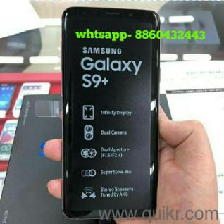 Galaxy S9 plus 4g   (jio working)    Dubai High copy   @6500  cod available