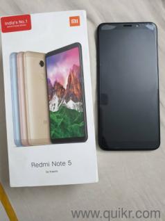 REDMI NOTE 5 Xiaomi in - Quikr Bangalore:Used Mobile Phones