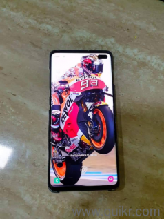 Samsung Galaxy S10 Plus 512GB It's Not 512GB but Definitely 8/128GB also  buyer will get Ringke Protection Back Cover [Military Drop Tested  Defense]For