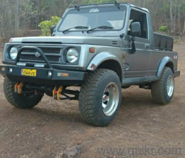 Modified Maruti Gypsy Find Best Deals & Verified Listings at
