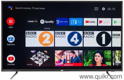 BPL 49 INCH 4K ULTRA HD SMART TV