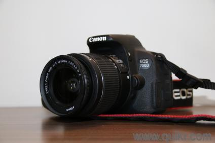 Superb Condition My Canon 700D EOS camera In Gently Used Well Maintained  Price Is Little Negotiable Pls Call 93412 44060