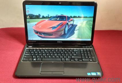 Dell high end,i7 octacore, 8GB RAM,256GB SSD,FULL HD Screen, 4GB  graphics,in superb condition