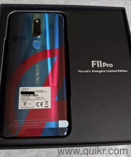 Oppo F11 Pro 128GB Marvel Avengers Limited edition unlocked space blue
