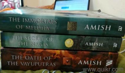 Shiva Triology series (3 Books)