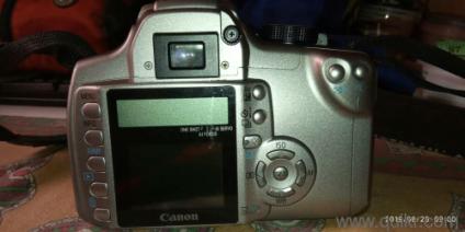 canon 350D camera