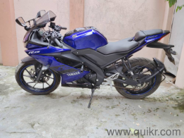 35 Second Hand Yamaha YZF R15 Bikes in Kolkata | Used Yamaha