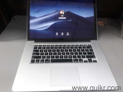 Apple mac book pro 2015 laptop,Core i 7 , 16Gb Ram , 512 Gb SSD, 15 Inches  Retina display