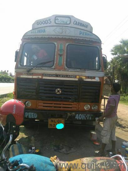 Commercial Vehicles: Buy Used Buses, Tempos & Trucks Sale in
