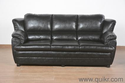 Astounding Wilhite Leatherette Three Seater Sofa Machost Co Dining Chair Design Ideas Machostcouk
