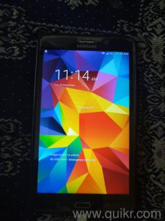 Fabulous Condition Samsung Tab 4 7 Inch 1 5 Gb 8 Gb Memory Card Wifi