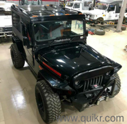 13 Used Mahindra Thar Cars In Bangalore Second Hand Mahindra Thar Cars For Sale Quikrcars