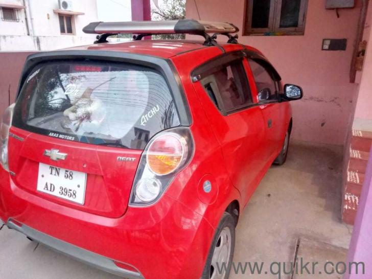 4 Used Chevrolet Beat Cars In Coimbatore Second Hand Chevrolet