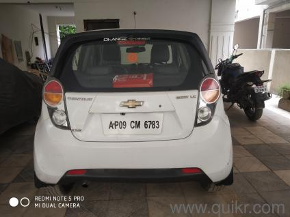 2 Used Chevrolet Beat Cars In Hyderabad Second Hand Chevrolet
