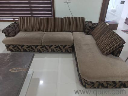 Refurbished Used Sofa Sets Furniture In Surat Second Hand Furniture Quikrbazaar