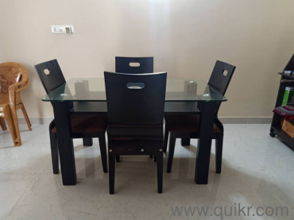 Refurbished Used Dining Tables Furniture In Bangalore Second Hand Furniture Quikrbazaar