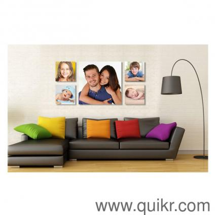 Create a personalized canvas prints online at the lowest price in ...