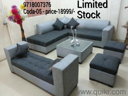 PREMIUM URGENT Lowest Price Brand New 9 Seated Sofa Set Just Rs20999 Only Limited