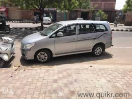 18 Used Toyota Innova Cars In Rajasthan Second Hand Toyota Innova