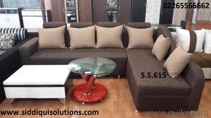 PREMIUM URGENT L Shape New Sofa Set Get At Factory Price