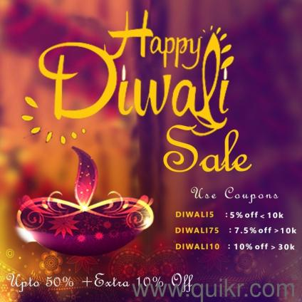 PREMIUM Diwali Special Online Sale Is Live At GetMyCouch