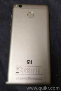 Xiaomi Redmi 3S Prime 3gb ram/32 gb internal no problem/charger not  AVAILABLE/only bill available/urgent selling