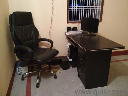 6 office table chair for sale
