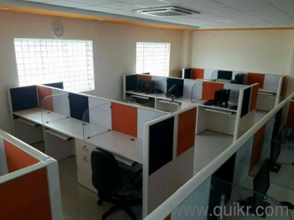 PREMIUM Office Modular Workstation Tables 9500 960128 Chairs Interior Works