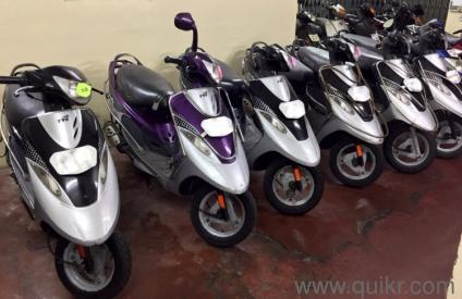 170 Second Hand Tvs Bikes In Pune Used Tvs Bikes At Quikrbikes