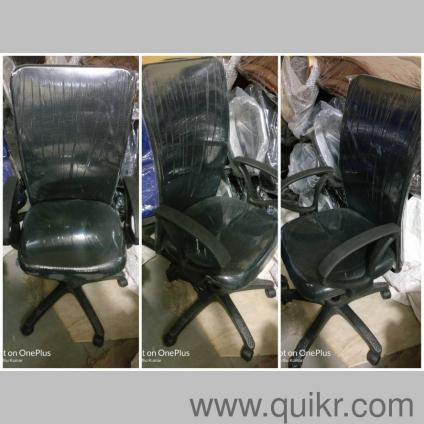 PREMIUM 3 Netted Back Office Chairs For Just 7200/  Only