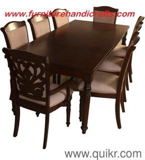 PREMIUM URGENT Sheesham Wood Furniture9571050196 Dining Set