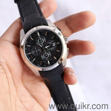 material leather wa selling and product gifts waterproof fashion business men features leisure s watches belt strap the