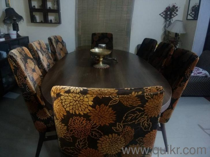 50 Years Old Antique Dining Table