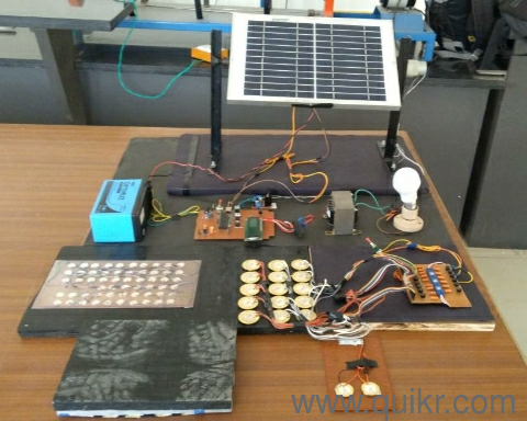 Innovative project of electrical engineering for final ...