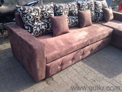 Price:16999/- BRAND NEW Lifestyle L shape sofa in lowest price ...