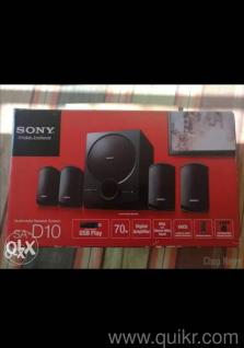 Sony D10 New Packed Speaker Best Sound