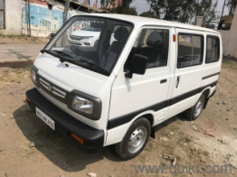 Used Maruti Omni Cargo Van With Cng Cars Dehli Find Best Deals