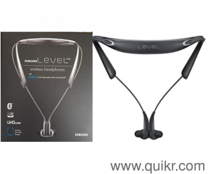 Samsung Level U Pro Bluetooth Wireless Headphones Genuine Brand New  imported from USA with 1 year Warranty