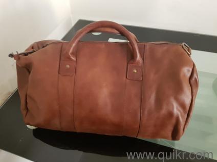 35dcee7dd275 3. Brand new Zara duffle bag Bags ...
