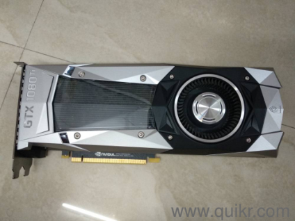 Nvidia Geoforce Graphic Card 1080TI Founders Edition