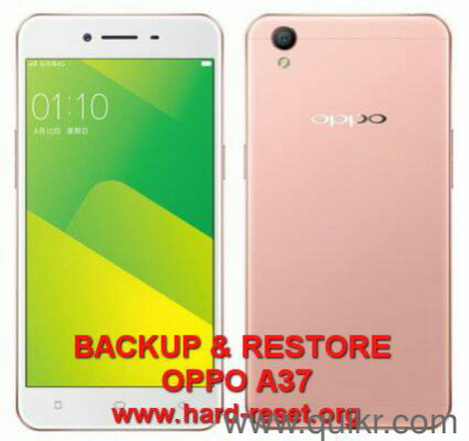 OPPO A37 2+16GB (10 MONTHS OLD) GOO.