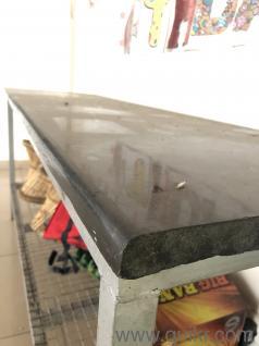 Kitchen Storage Black heavy Stone Stand