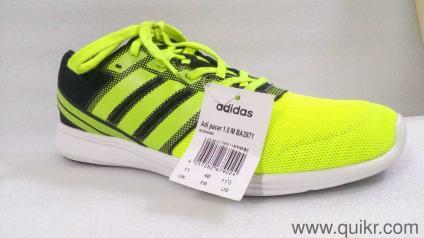 pretty nice de771 70e10 Adidas Adidas Mens Adi Pacer 1.0 M Cblack Syello ...