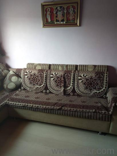 Home Furnishing Sofa Set With Tip Top Condition Gently Home